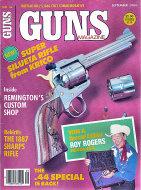 Guns Vol. XXX No. 9 - 4 Magazine
