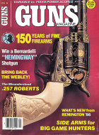 Guns Vol. XXXII No. 4-6 Magazine
