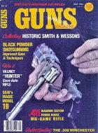 Guns Vol. XXXII No. 5 - 6 Magazine