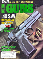Guns Vol. XXXIX No. 6 - 462 Magazine