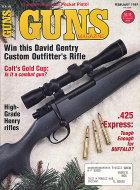 Guns Vol. XXXV No. 2-9 Magazine