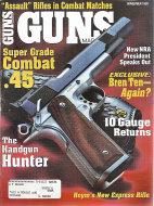 Guns Vol. XXXVI No. 11 - 431 Magazine