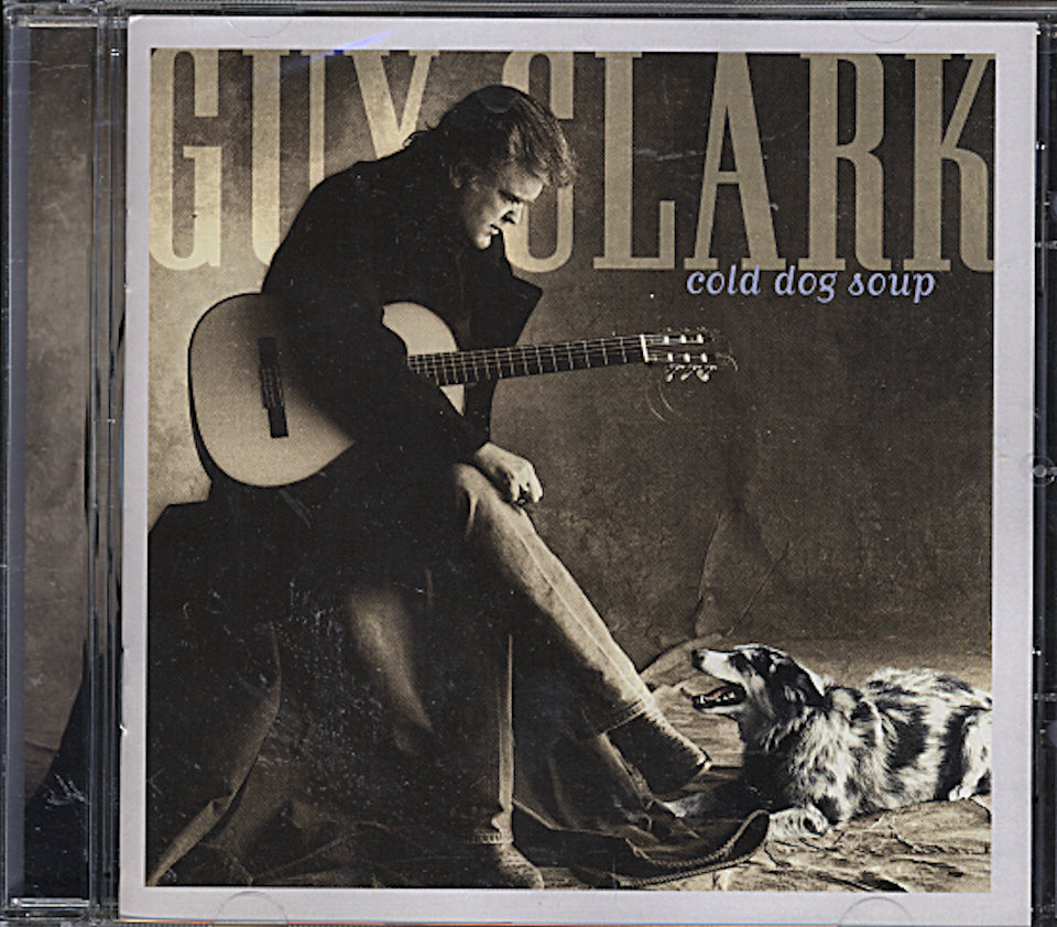 Guy Clark CD