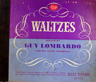 Guy Lombardo and His Royal Canadians 78