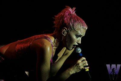 Gwen Stefani Fine Art Print