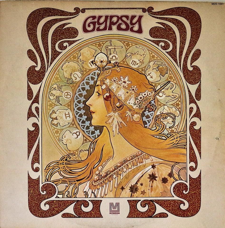 """Gypsy Vinyl 12"""" (Used)"""