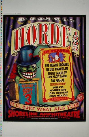 H.O.R.D.E. Festival Proof