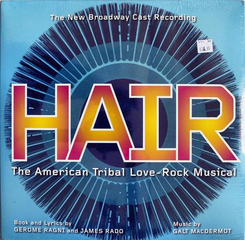 "Hair Vinyl 12"" (New)"