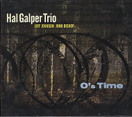 Hal Galper Trio CD