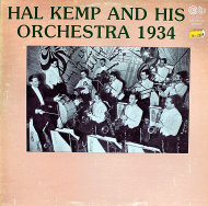 "Hal Kemp & His Orchestra Vinyl 12"" (Used)"
