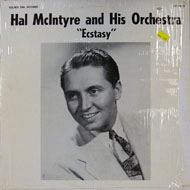 """Hal McIntyre And His Orchestra Vinyl 12"""" (Used)"""