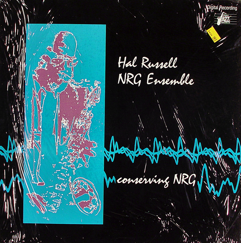 "Hal Russell Vinyl 12"" (New)"