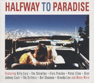Halfway To Paradise CD