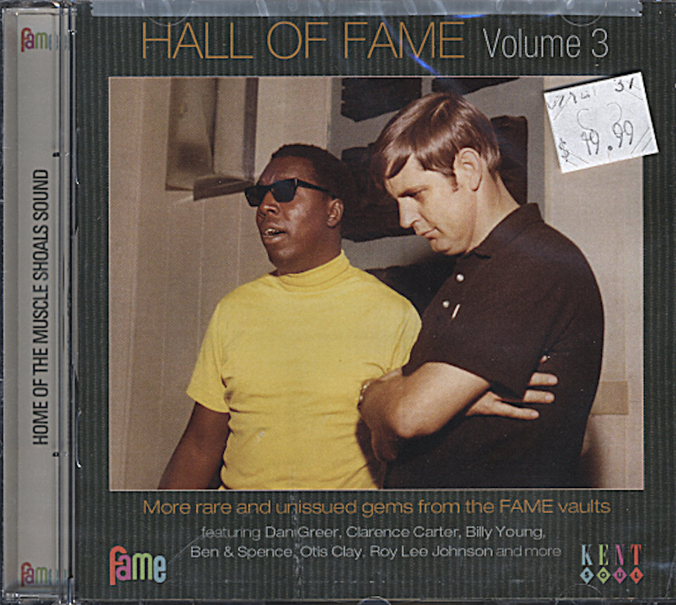 Hall Of Fame CD