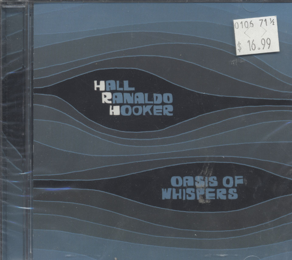 Hall / Ranaldo / Hooker CD