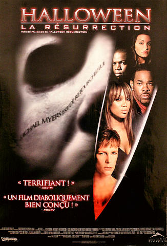 Halloween La Resurrection Poster