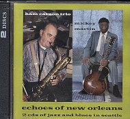Ham Carson Trio / Mickey Martin CD