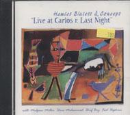Hamiet Bluiett & Concept CD