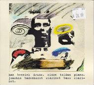 Han Bennink/ Simon Toldam / Joachim Badenhorst CD
