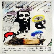 "Han Bennink/ Simon Toldam / Joachim Badenhorst Vinyl 12"" (New)"