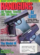 Handguns Vol. 13 No. 3 Magazine