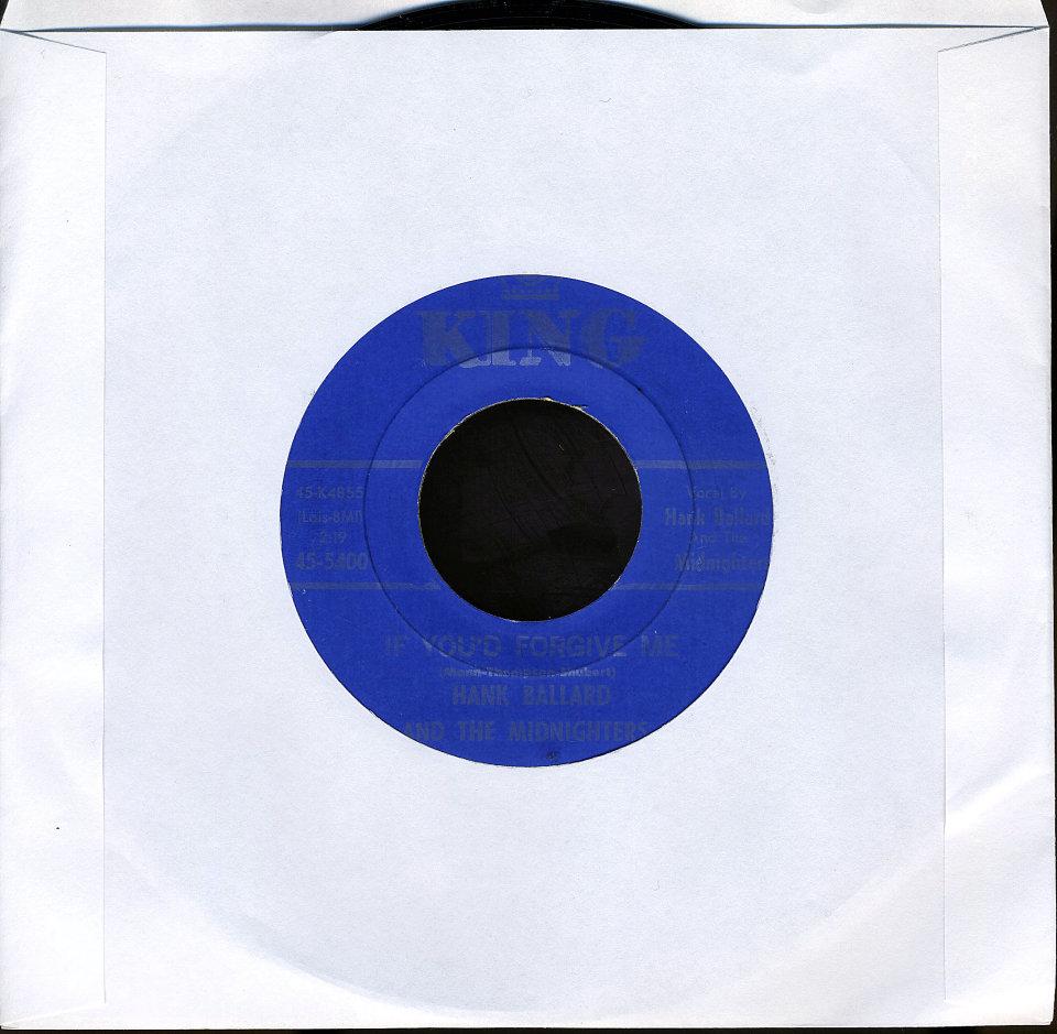 "Hank Ballard & the Midnighters Vinyl 7"" (Used)"