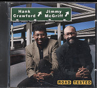 Hank Crawford & Jimmy McGrife CD