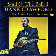"Hank Crawford & The Marty Paich Orchestra Vinyl 12"" (Used)"
