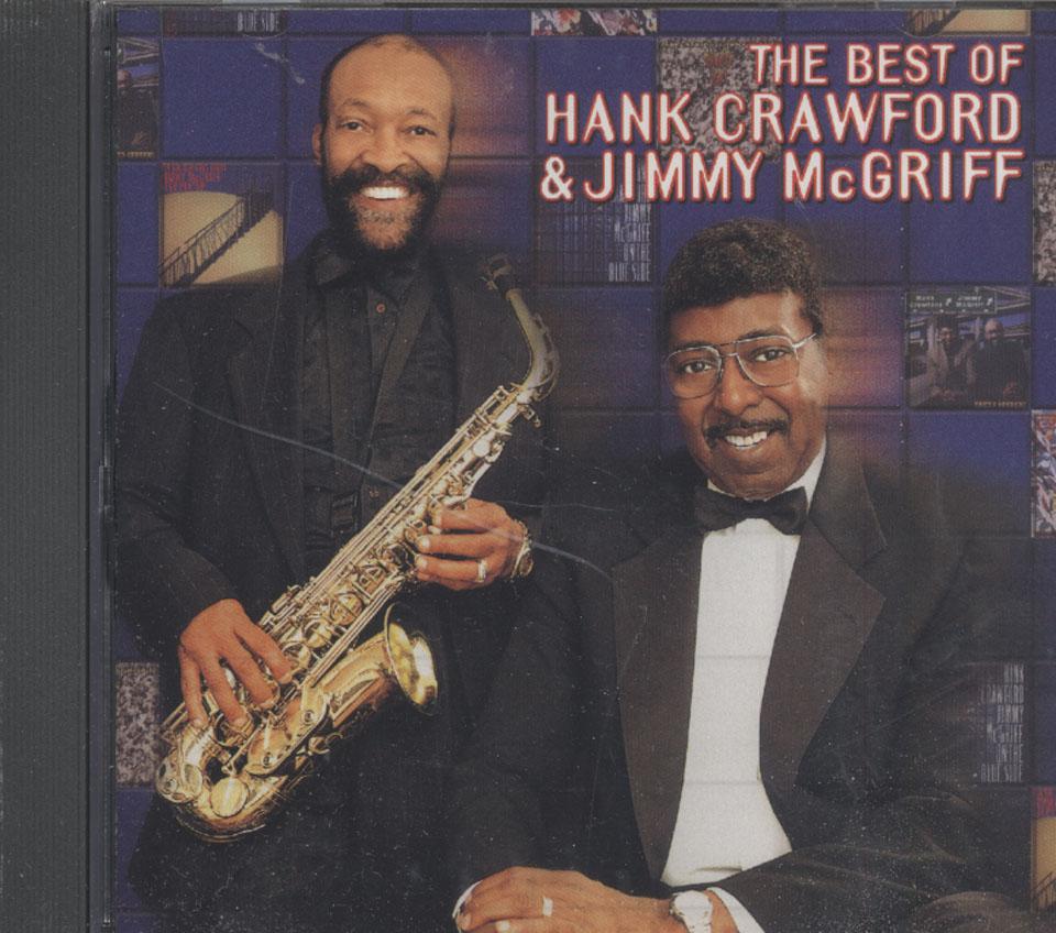 Hank Crawford / Jimmy McGriff CD