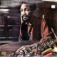 "Hank Crawford Vinyl 12"" (New)"