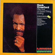 "Hank Crawford Vinyl 12"" (Used)"
