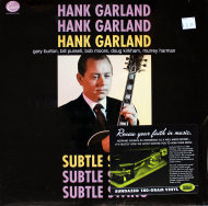 "Hank Garland Vinyl 12"" (New)"