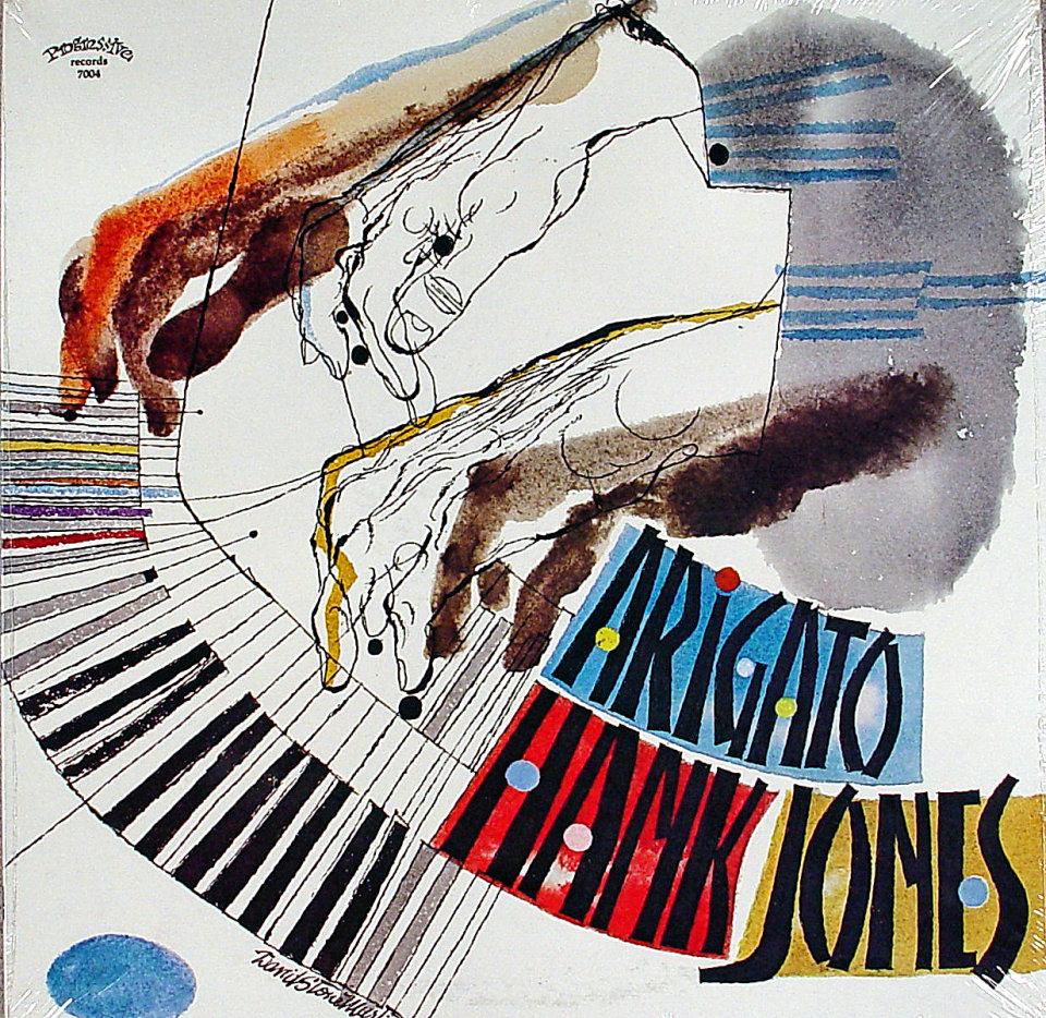 """Hank Jones Trio Vinyl 12"""" (New)"""