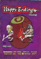 Happy Endings Comics Comic Book