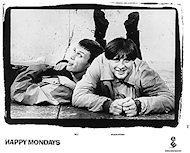 Happy Mondays Promo Print