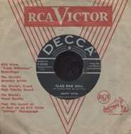 """Happy Otto Vinyl 7"""" (Used)"""