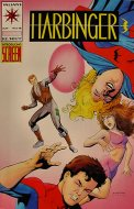 Harbinger Comic Book