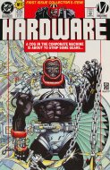 Hardware, #1 Comic Book