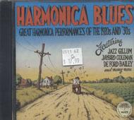 Harmonica Blues CD