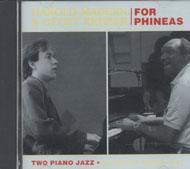 Harold Mabern & Geoff Keezer CD