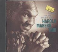 Harold Mabern Trio CD
