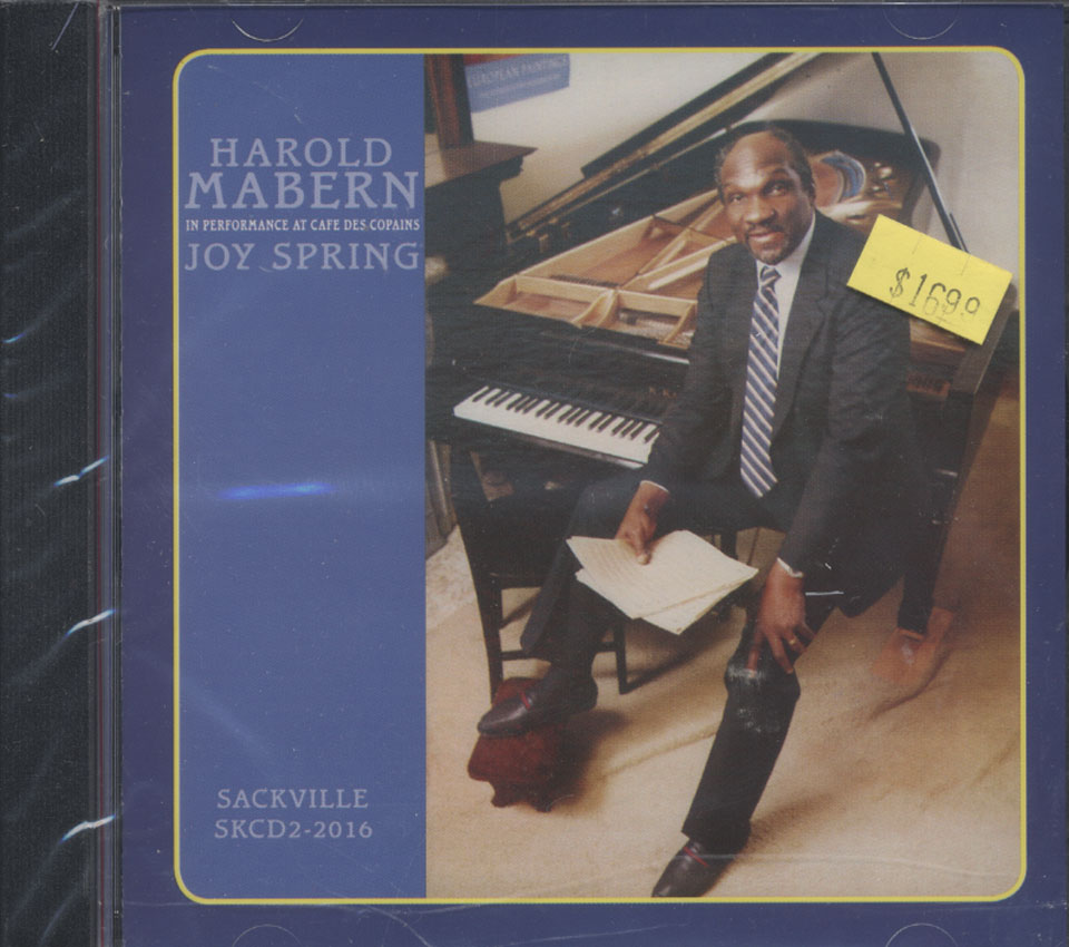 Harold Mabern CD