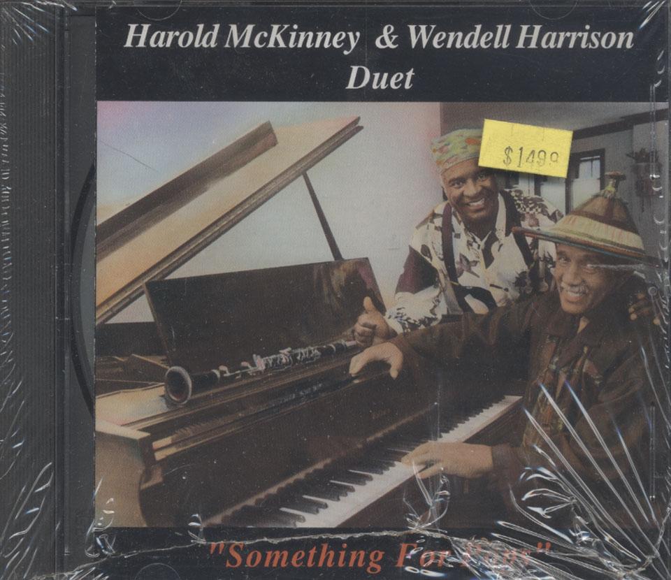 Harold McKinney & Wendell Harrison Duet CD
