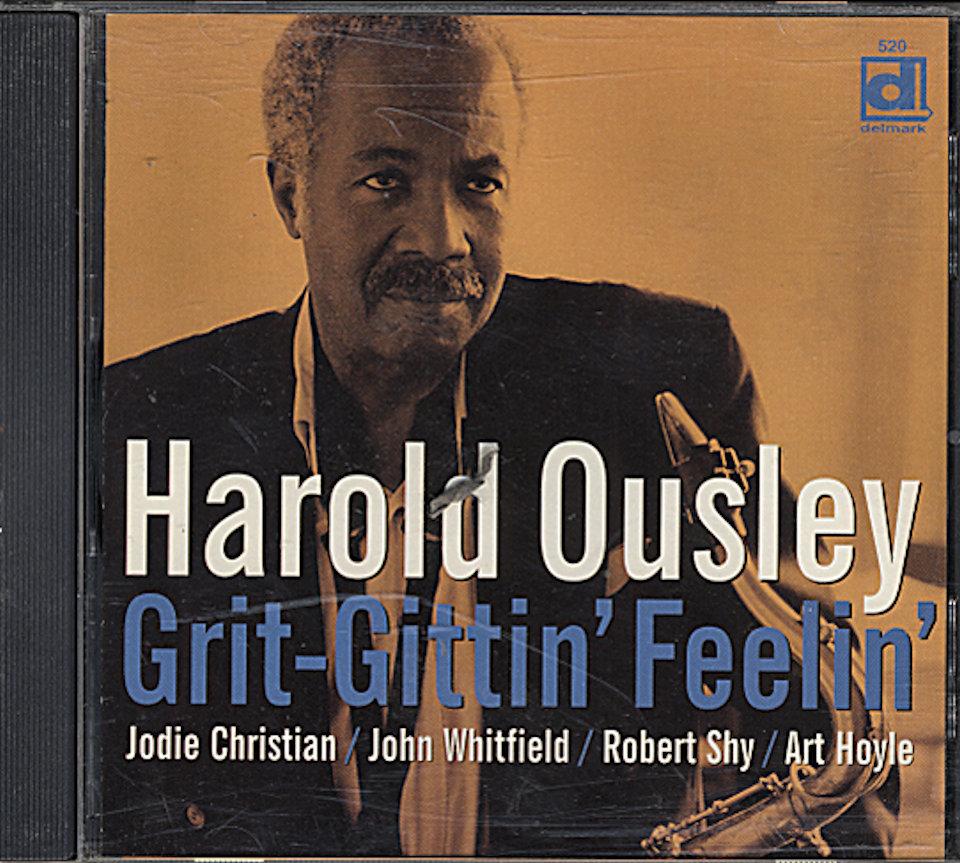 Harold Ousley CD