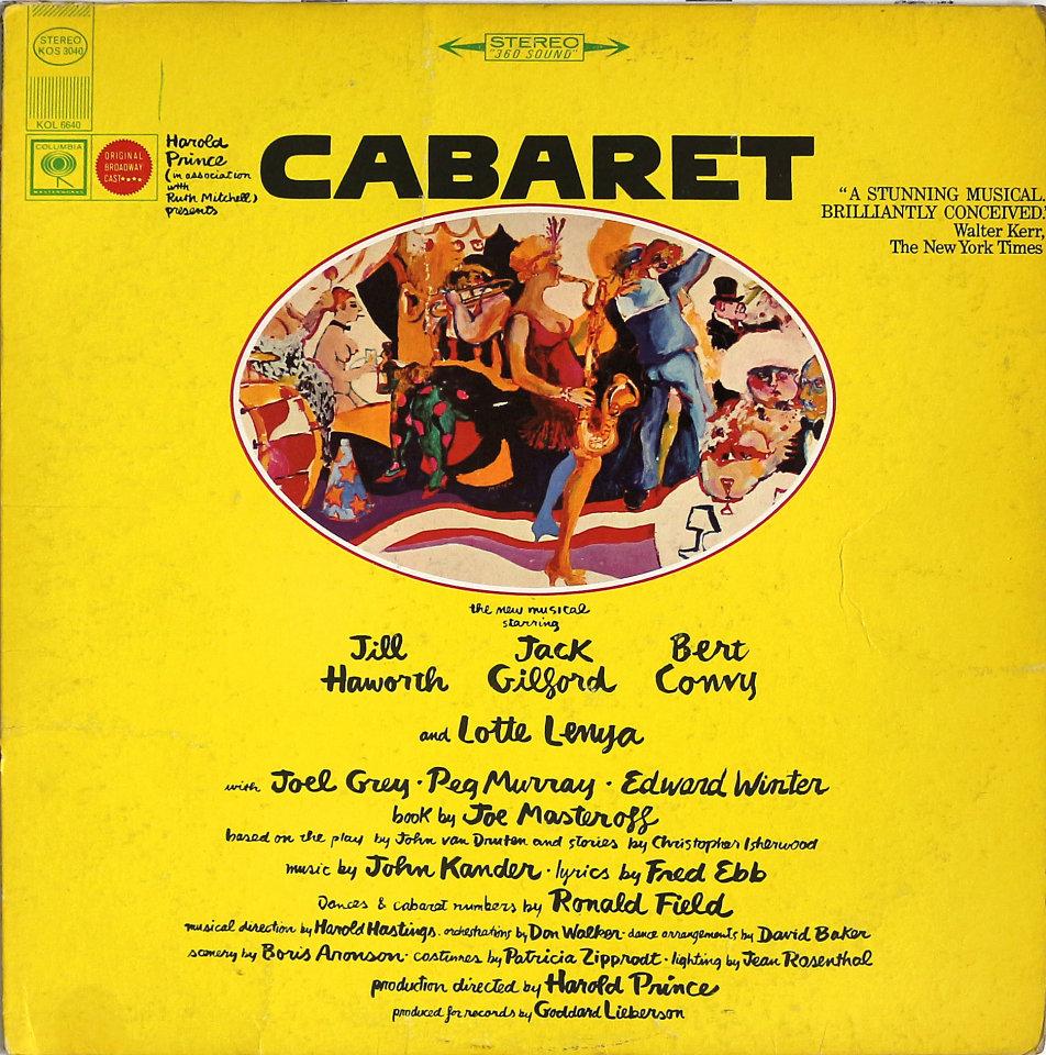 "Harold Prince Vinyl 12"" (Used)"