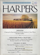 Harper's Aug 1,1999 Magazine