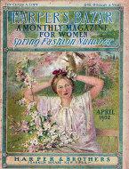 Harper's Bazaar April 1902 Magazine