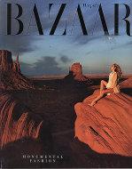 Harper's Bazaar August 2013 Magazine