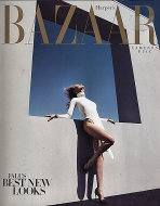 Harper's Bazaar August 2014 Magazine