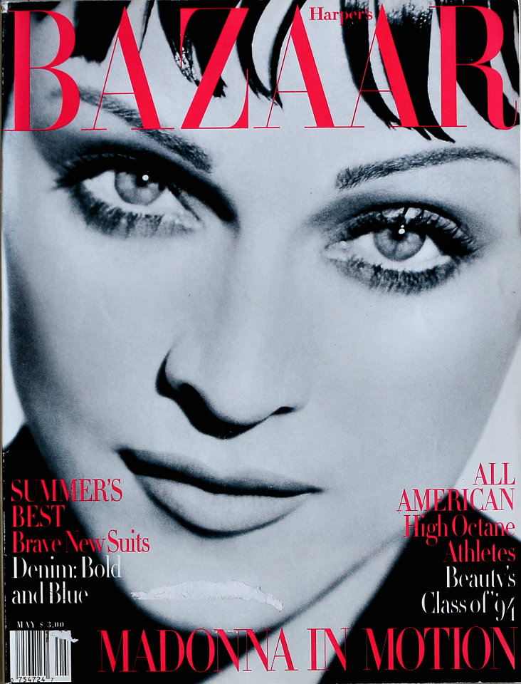 Harper's Bazaar Issue No. 3390